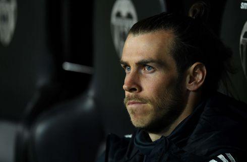 Zidane dropper fit Gareth Bale endnu en gang