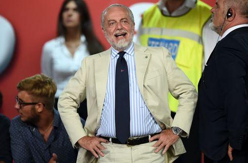 Præsident: Napoli har ikke brug for Icardi