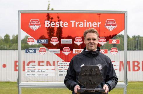 Ole Tobiasen er færdig i hollandsk playoff
