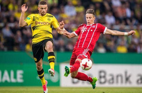 SønderjyskE tester 20-årig Dortmund-kant
