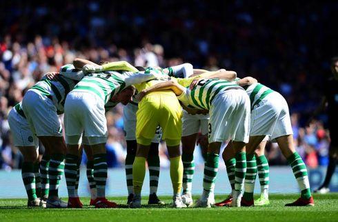 Celtic sigtes på ny af UEFA for pyroteknik