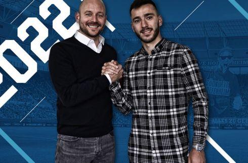 Hoffenheim køber armensk offensivkomet