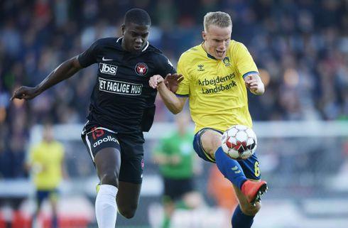 Brøndby og FCM slås om pokalen