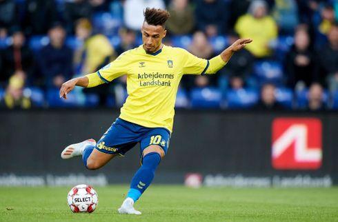 Mukhtar har ingen planer om Brøndby-farvel