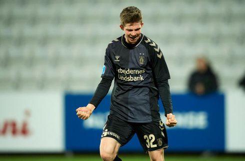 Brøndby har 18-årig midt med til pokalfinalen