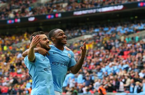 City sikrede sig FA Cup-sejr efter tenniscifre