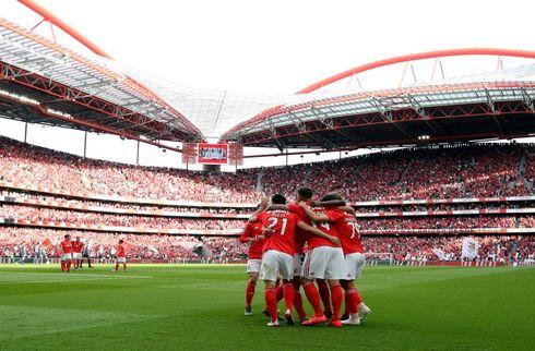 Benfica gav Sporting tæsk og snuppede trofæ