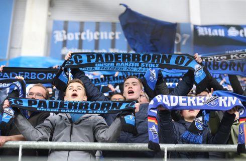 Paderborn tabte men er Bundesliga-klar