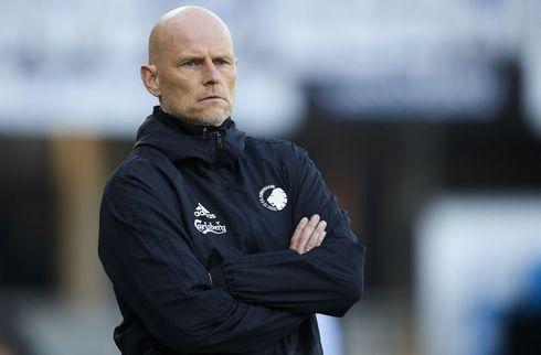 Tilfreds Ståle: Tæt på ny kvalificeret keeper