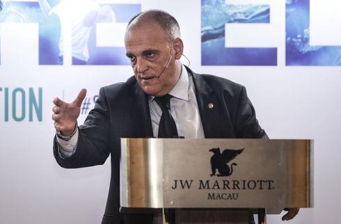 RFEF kræver La Liga-chefs afgang efter strid