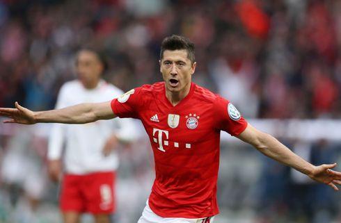 Bayern kontrollerede sig stensikkert videre