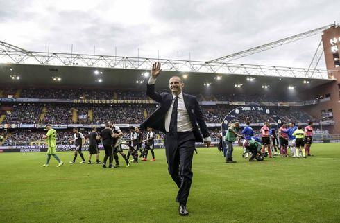 Allegris Juventus-farvel faldt tungt til jorden