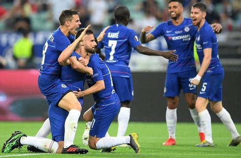 EL-pris: Ny Real-spids oppe mod Chelsea-duo