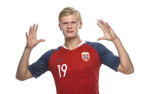 Norsk angrebskomet melder fra til landsholdet