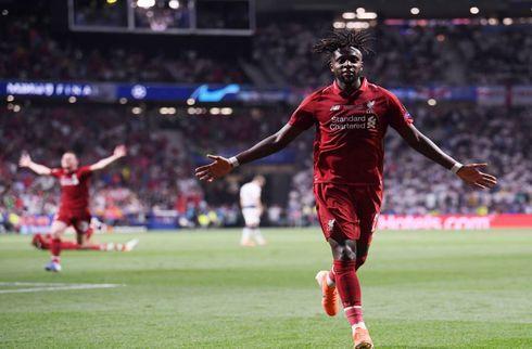 Origi og Salah sender CL-trofæet til Liverpool