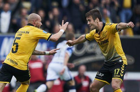 Horsens-topscorer: Laver mere end syv mål