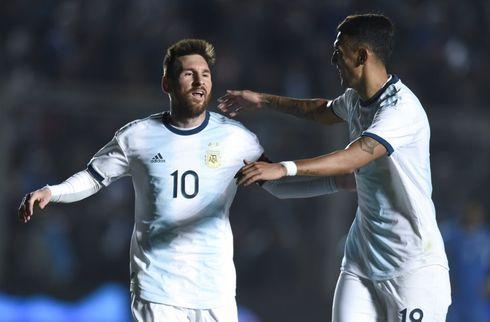 b0f80918077 Messi og co. videre efter smal sejr mod Qatar