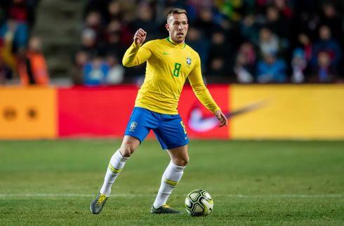 Arthur: Mere frihed med Brasilien end i Barca