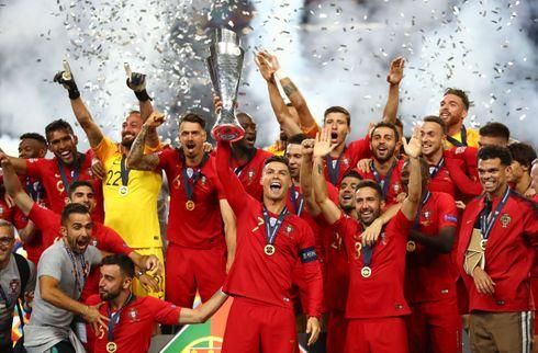 Ronaldo: Vi kan vinde flere trofæer