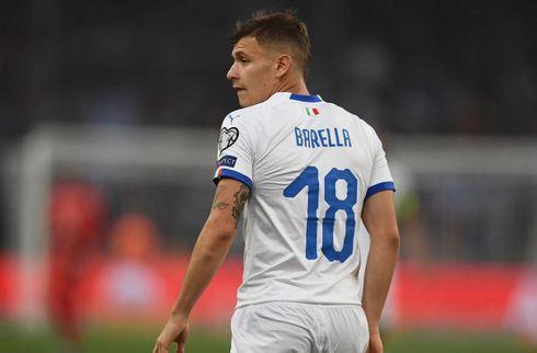Rygtetid: Inter presser prisen på Barella