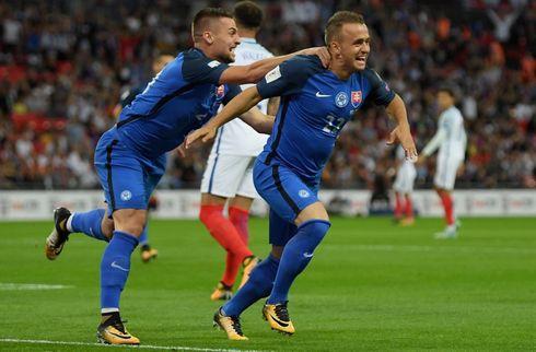 Lobotka og Hamsik skød Slovakiet til tops