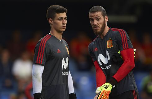 Spansk landstræner: Vi har ingen førstekeeper