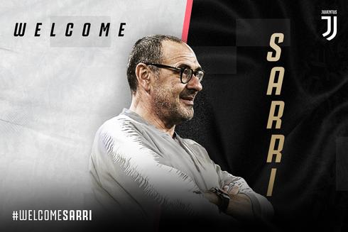 Officielt: Sarri rykker til Juventus