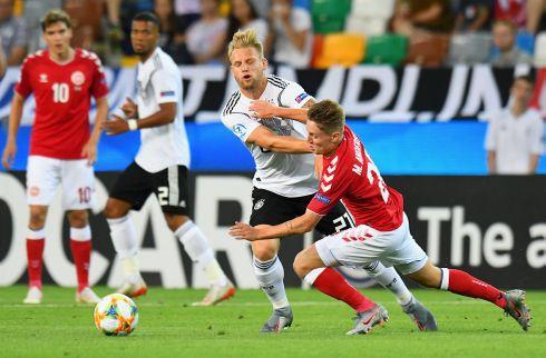 Tættere på U21-landsholdet: Magnus Kofod