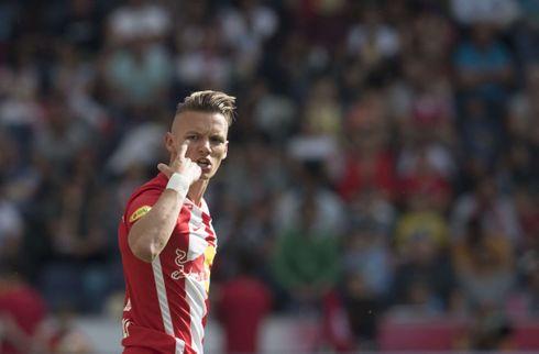 Ny RB Leipzig-spiller har brækket anklen