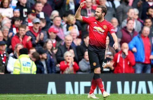 Mata: United er blandt de fire største klubber