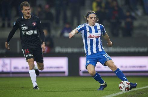 Casper Nielsen fortsætter belgisk målshow