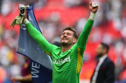 Aston Villa holder på førstemålmand
