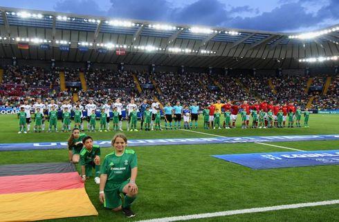 Danmark ryger ud af top 10 på FIFA-rangliste