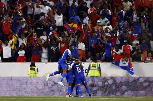 Haiti dukkede Costa Rica og tog førstepladsen