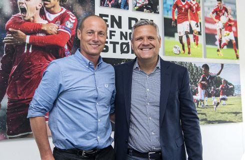 Officielt: Capellas ny U21-chef - Højer assistent
