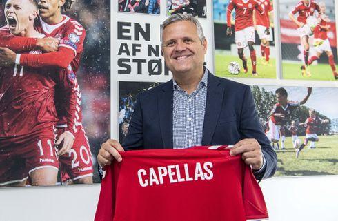 Begejstret Capellas: Vi skal spille offensivt