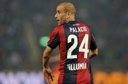 Bologna holder fast i 37-årige Palacio