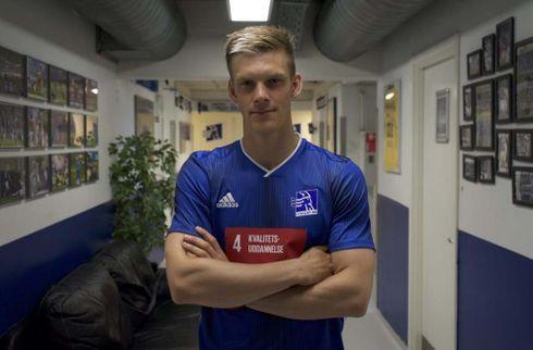 Lyngby henter Kasper Enghardt