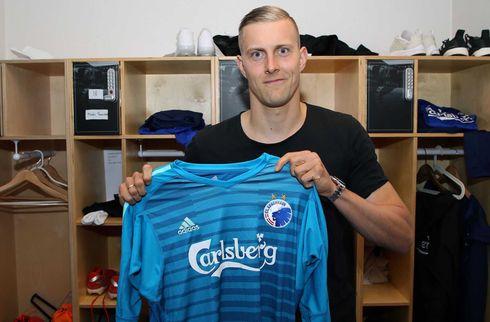Officielt: Johnsson skifter til FC København