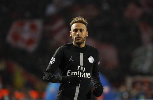 PSG-boss: Neymar har begået fejl