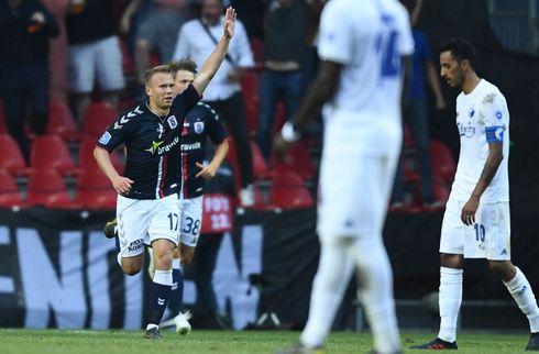 AGF-fløj scorede i U21-kvalifikationen