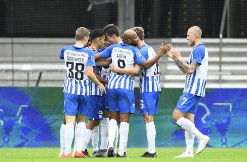 Officielt: Esbjerg lejer ung Anderlecht-angriber