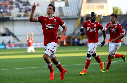 Ingen Bale: Jiangsu henter Anderlecht-kroat