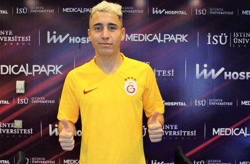 Galatasaray nedlagt trods Emre Mor-drøn