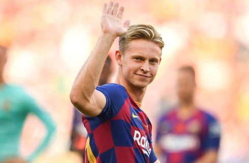 Barca-indkøb: Har ikke spillet op til mit bedste