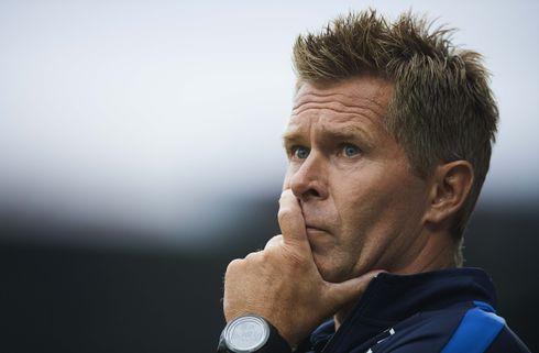 FCM-træner før Rangers: Presset er på os