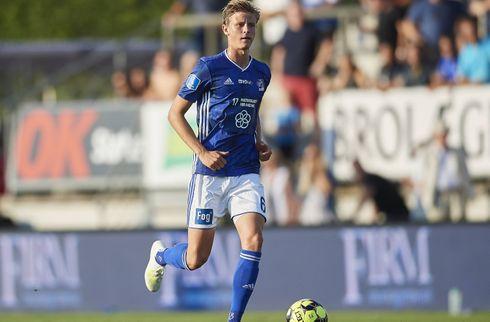 EB: RB Leipzig og RB Salzburg så Winther an