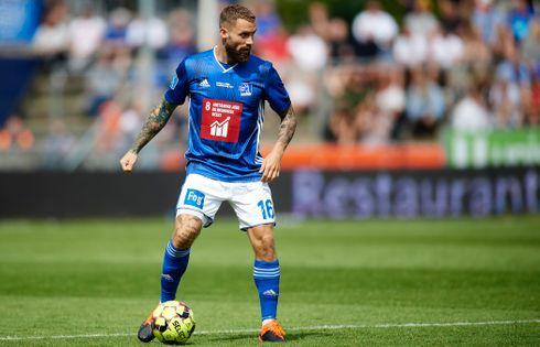 Emil Nielsen vil åbne målkontoen mod FCK