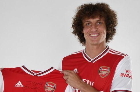 Luiz: Arsenal kan kæmpe med om store ting