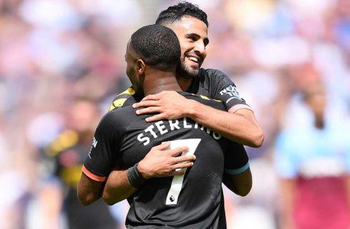 Burnley-duo og City-trio på rundens PL-hold